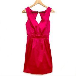 W118 By Walter Baker Pink Taffeta Dress